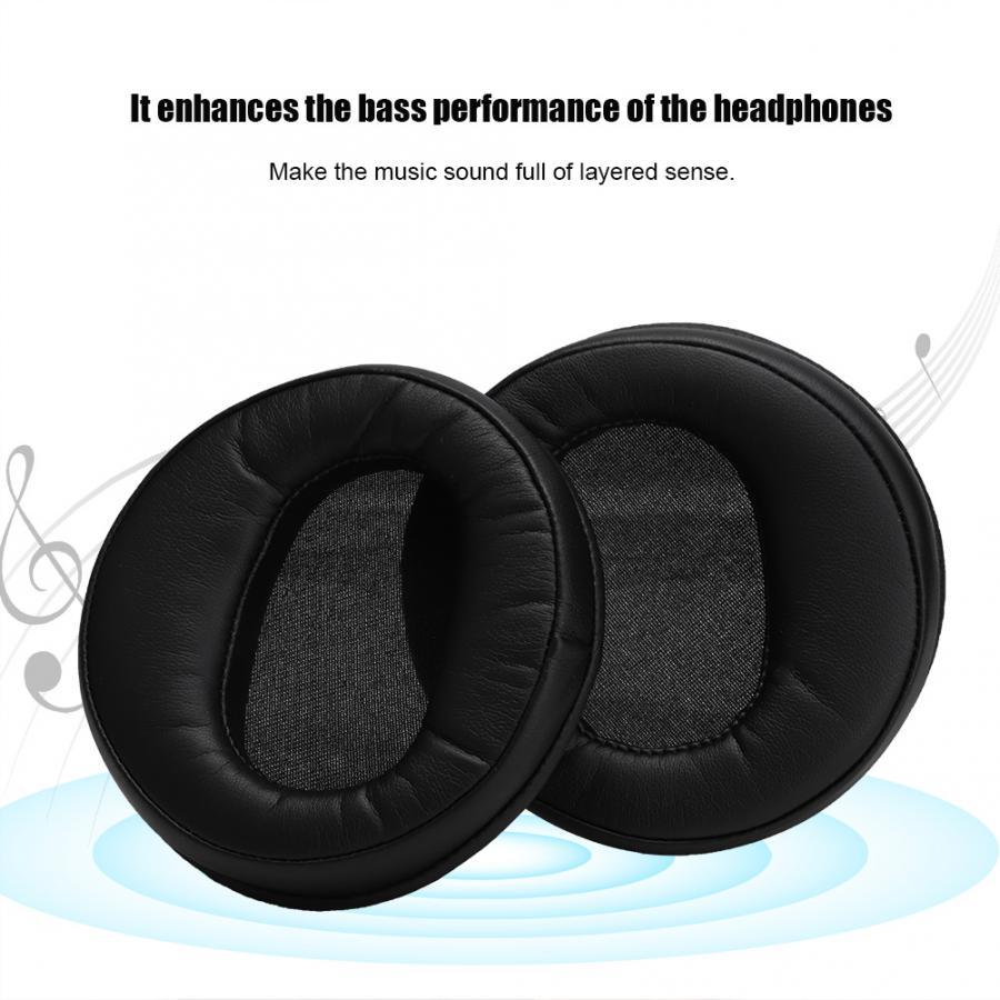 Almohadillas de repuesto para auriculares almohadillas para AH-D2000 D5000 D7000