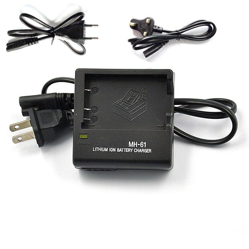 EN-EL5 dalimentation de chargeur de batterie MH-61 doccasion pour appareil photo numérique NIKON Coolpix P510 P520 P5100