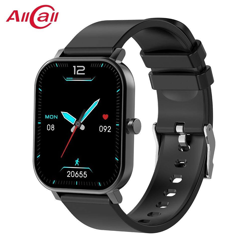 S10 Smart Watch Men 1.69 Inch Full Touch Fitness Tracker IP68 Waterproof PK P8 Plus GTS 2 2E Smartwa