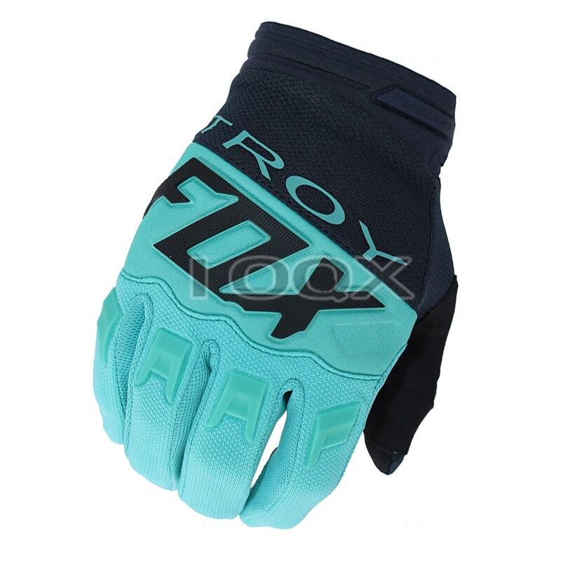 DH MX-Guantes de Ciclismo de descenso, manoplas protectoras para Motocross, mtb, a...