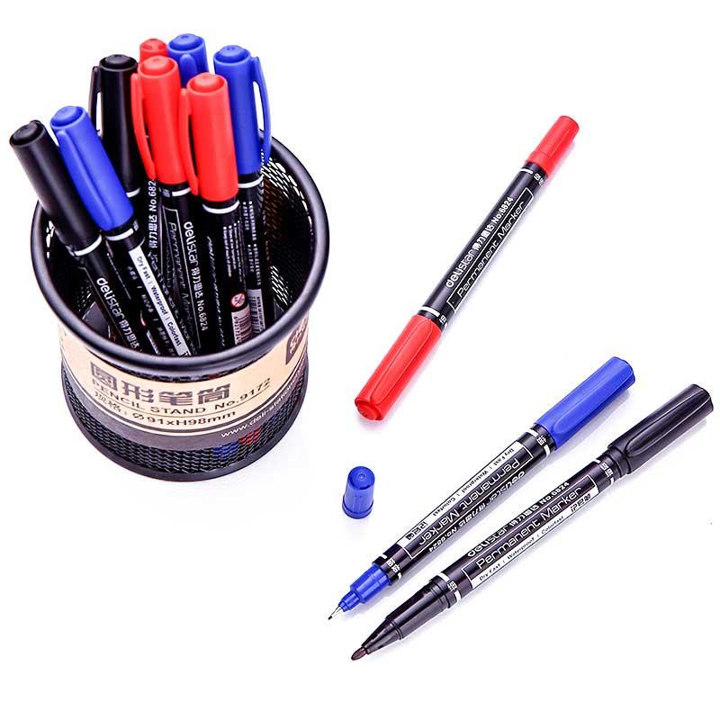 1-3-pz-set-impermeabile-pennarello-penna-olio-permanente-a-doppia-punta-05-10-millimetri-pennino-nero-blu-rosso-di-arte-marker-penne-scuola-cancelleria-per-ufficio