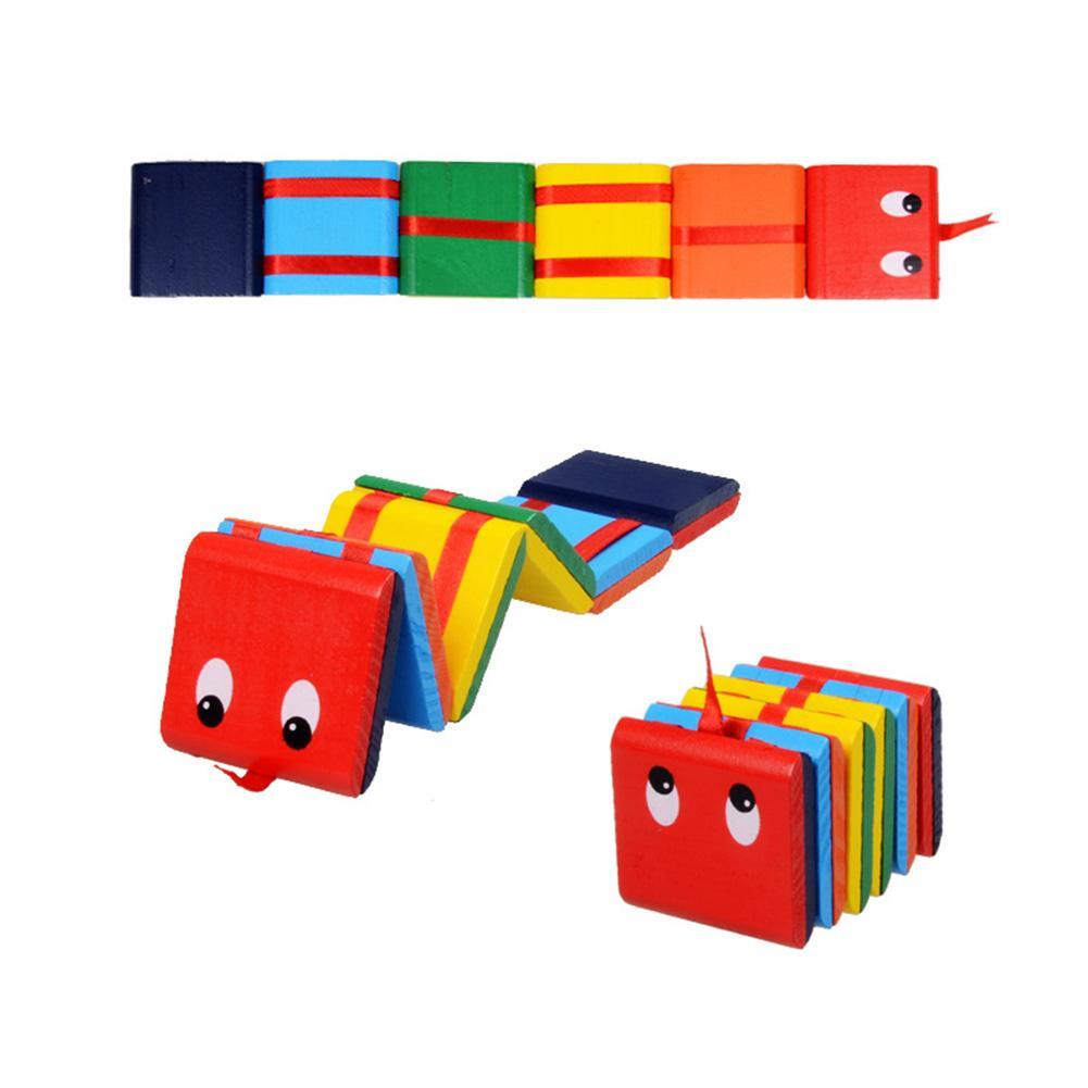 Brinquedos educativos para crianças brinquedos de aleta mágica a favor do meio ambiente de madeira e pintura exercício de crianças hands-on capacidade