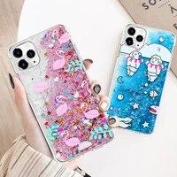 p smart 2021 2019 case glitter liquid quicksand case for huawei p30 pro p40 p20 lite y9 prime y7 y6 nova 5t 6 se 7i 4e cover