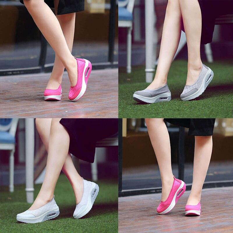 Zapatillas deportivas de verano para mujer, calzado deportivo para correr, tenis, Deporte,...