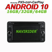 Navirider GPS navigation pour Suzuki Jimny 2007-2013 écran tactile DVD voiture android 10 64gb rom radio bluetooth lecteur stéréo