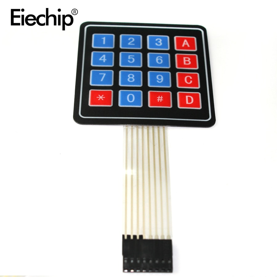 Смарт-Электроника 4*4 4x4, 1 шт./лот, матри�