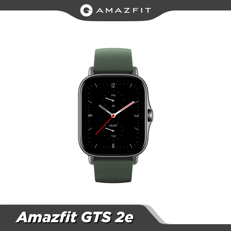 Modos de Esportes Inteligente para Andriod Original Versão Global Amazfit 2e Smartver 1.65 Dormir Sono Quaility Monitoramento 90 Nadar Relógio Gts