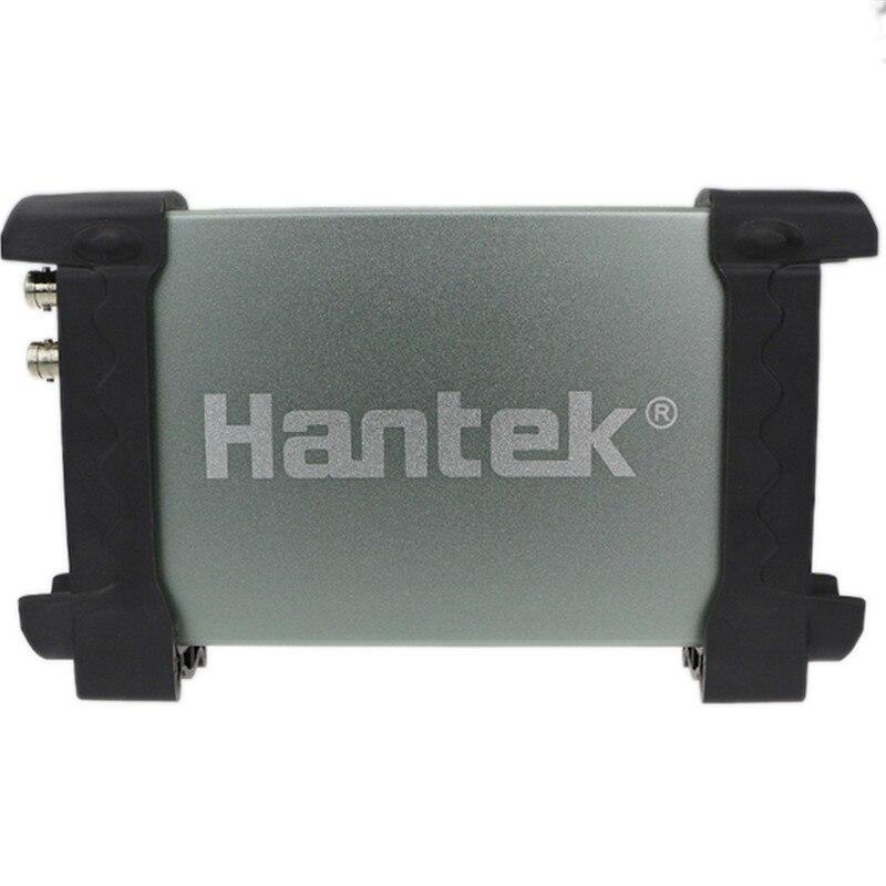 Osciloscopio Digital Original Hantek 6022BE 20mhz 2 canales 48MSa/s ordenador portátil USB Oscilloscoop osciloscopio diy