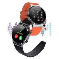 Многофункциональные Смарт-часы Xiaomi для мужчин и женщин, многоязычные сенсорные водонепроницаемые Смарт-часы для фитнеса, музыки, голосовые...