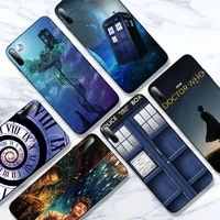 doctor who phone case for honor 7a 8x 8s 9 10i 20s v30 play lite pro nax fundas cover