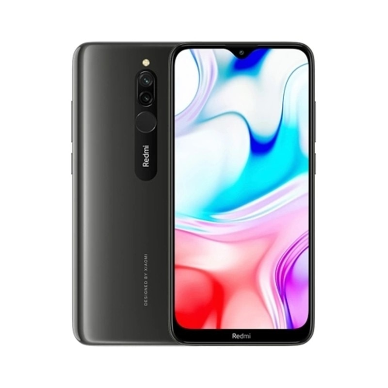 Original Global Version Xiaomi Redmi 8 Smartphone 4GB RAM 64GB ROM 6.21 Full Screen Eight Core CPU 5000 mAh Battery Mobile Phone enlarge