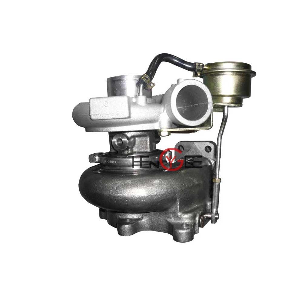 TD06-4 49179-00260 turbocompresor 49179-02410 ME073623 aplicación para Mitsubishi Cantor 4D34