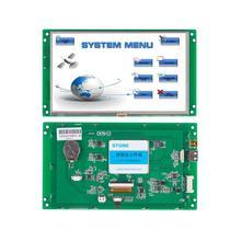 Module LCD 7.0 avec écran tactile coloré HD et Port RS232 vers nimporte quel MCU par Comand