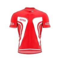 2021 austria more style men classic cycling team short sleeved bike road mountain clothing maillot ciclismo outdoor bike jersey