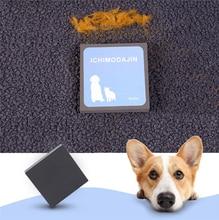 Animal de compagnie chien chat brosse de nettoyage mousse éponge tapis cheveux fourrure décapant brosses ménage nettoyage éponge tapis brosses