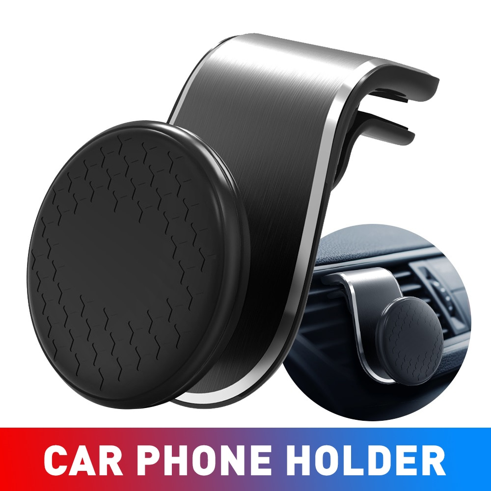 De Metal de soporte magnético de teléfono de coche C-HR GPS para Toyota Corolla Rav4 Yaris Avensis Camry CHR Auris Hilux Prius Celica Accesorios