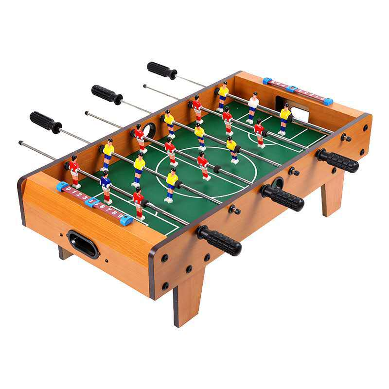 Football Table Game Table Interaction Educational Desktop Boy Board Game Gift Toys Table Football Machine Futbolin Board Game