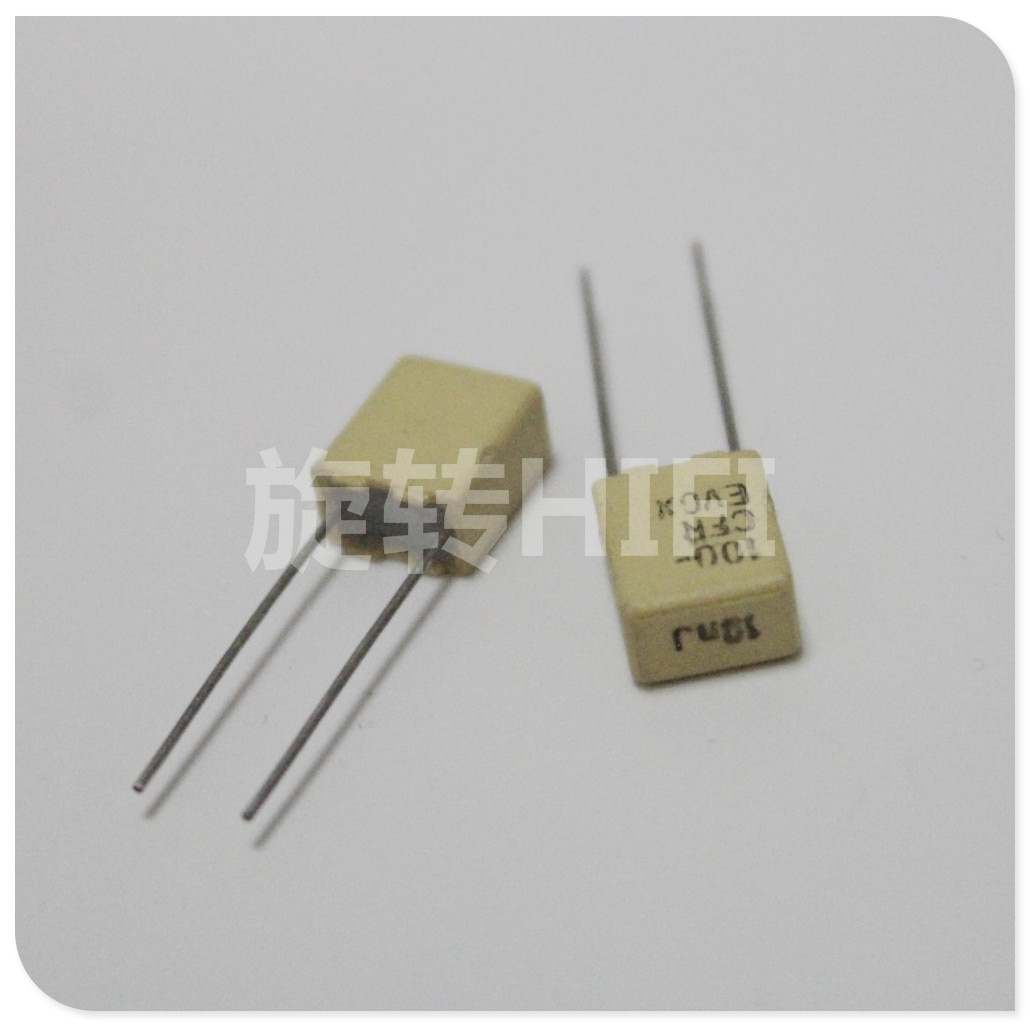 20 piezas nuevo EVOX CFR5 10NF 100V P5MM amarillo 103/100V EVOX-RIFA CFR 103 10nf/100v 0,01 UF 100VDC