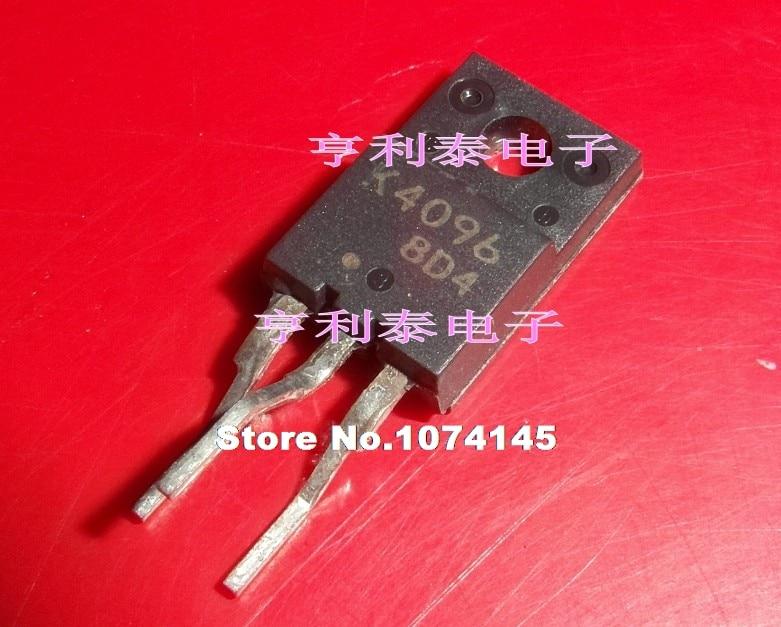 5p lot mr4020 to 220f 7 10pcs/lot  K4096 2SK4096   TO-220F