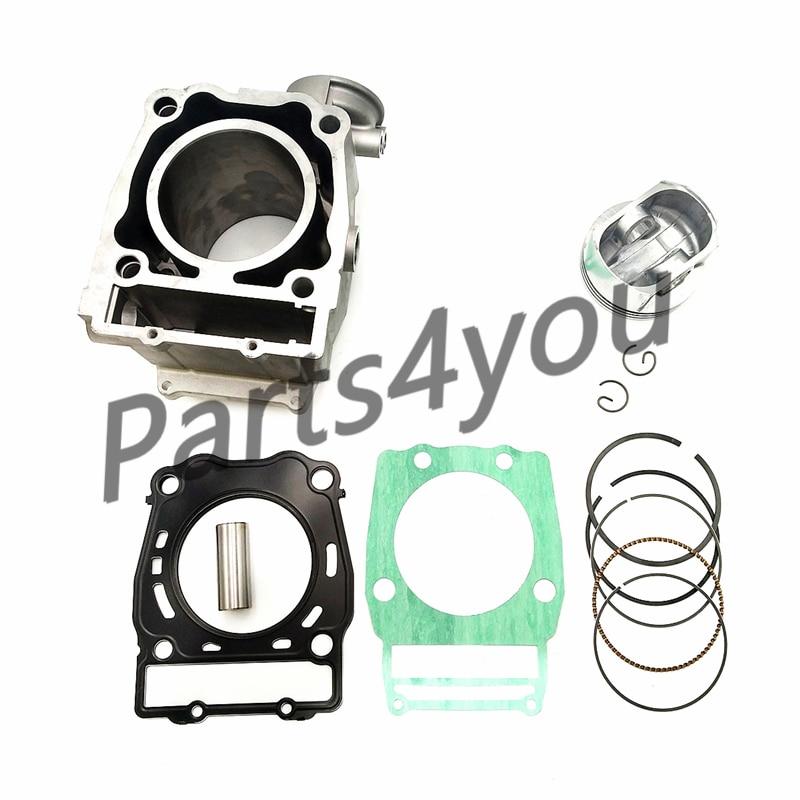 92MM 23MM 500CC Cylinder Bore Piston Ring Pin Gasket Kit For Stels 500GT Kazuma XinYang Jaguar 500 ATV UTV Engine Parts LU017538 enlarge