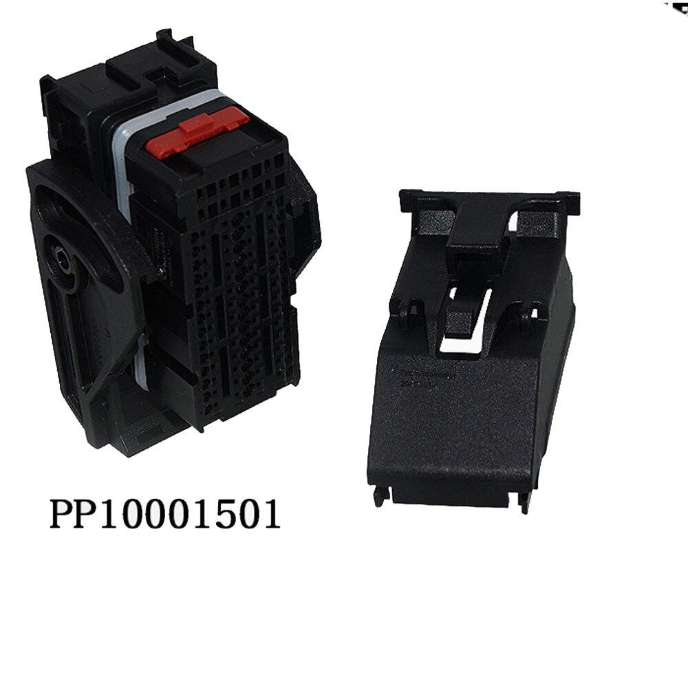 موصل مقبس كمبيوتر السيارة ، أداة تحكم وحدة التحكم ECU PPI ، موديل جديد 0001501