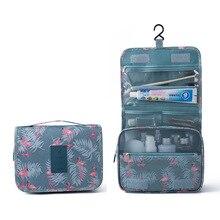 Gancho multifuncional saco titico viagem saco titico feminino caixa de armazenamento de ticos à prova d água maquiag