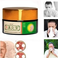 nasal ointment acute chronic rhinitis allergic rhinitis sinusitis cold caused by nasal congestion nasal itching cream