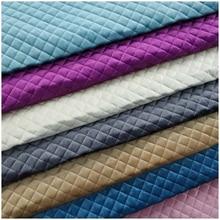 2020 néerlandais velours canapé tissu coton rembourré épais antidérapant bricolage à la main couture tissu pour Textile à la maison 7 couleurs 280cm