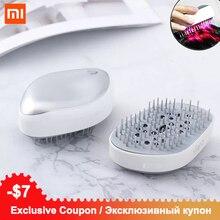 Xiaomi LLLT peigne à cheveux purement électrique Laser santé croissance Anti-perte de cheveux cuir chevelu Massage peigne brosse cheveux croissance repousse peigne outil