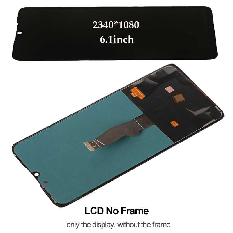 OLED Display For Huawei P30 ELE-L29 LCD Display Touch Screen Digitizer Assembly Replacement LCD For Huawei P30 Screen 6.1inch enlarge