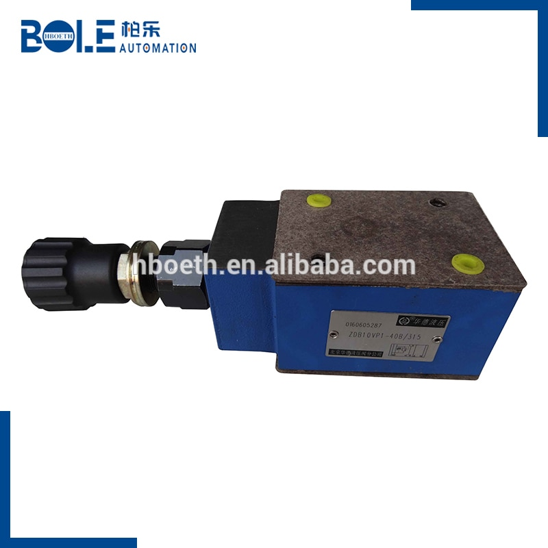 Válvula redutora modular hidráulica da pressão de z2db10vc/vd rexroth