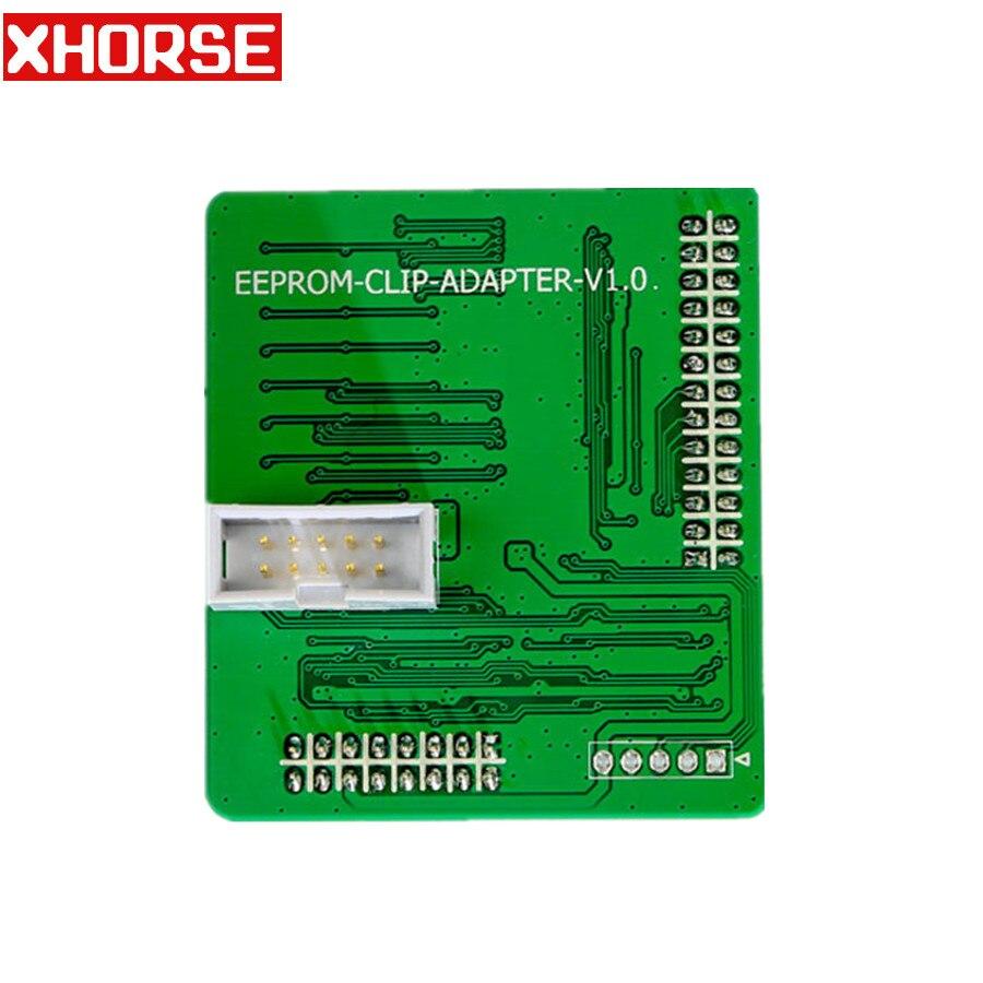 Adaptador Clip EEPROM programador VVDI PROG Xhorse