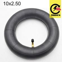 10X2.50 Inner Tube 10x2.5 Tube Innertube with bent valve 45 90 Degree valve for Baby Stroller Pram S