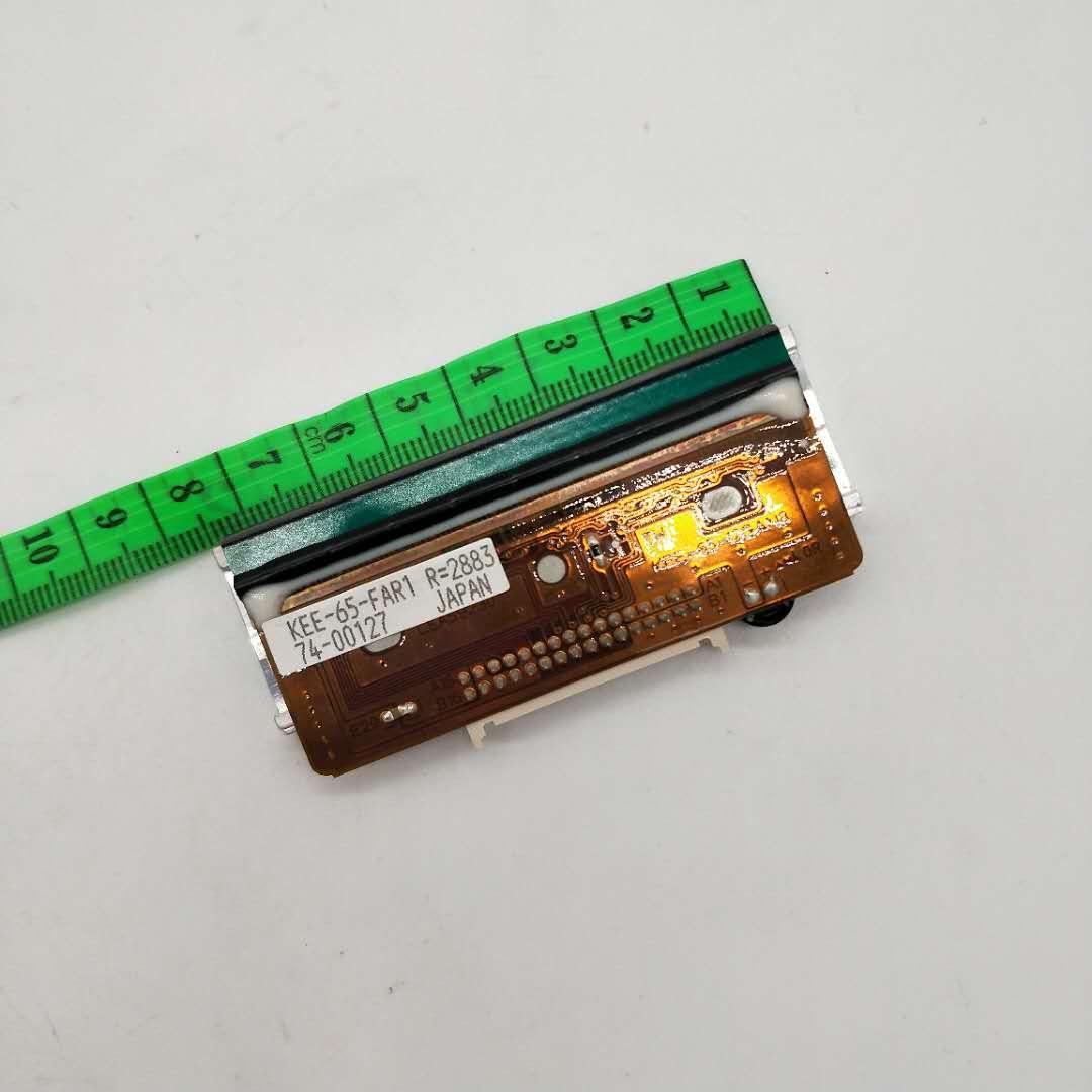 رأس الطباعة ل فارجو DTC550 DTC550LC بطاقة الهوية طابعة 300 ديسيبل متوحد الخواص 8600II KEE-65-FAR1
