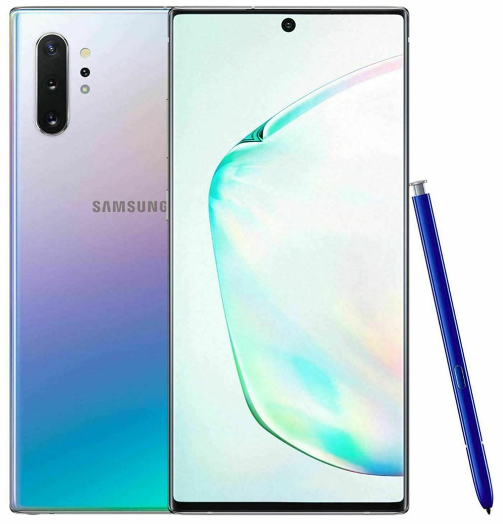 celular Samsung Galaxy Note 10 plus smartphone Note10+ 256GB ROM 12GB RAM Octa Core 6.8