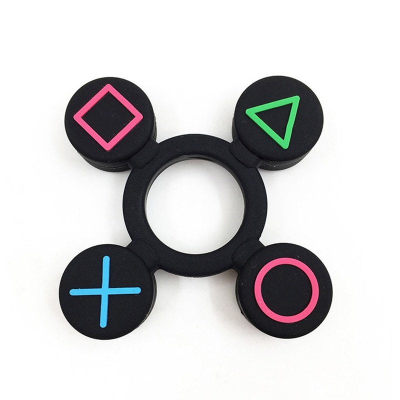 New PVC Fidget Spinner Adult Antistress Spinning Top Toys Children Antistress Hand Spinner Silica Gel Anxiety Gyroscope Gifts enlarge