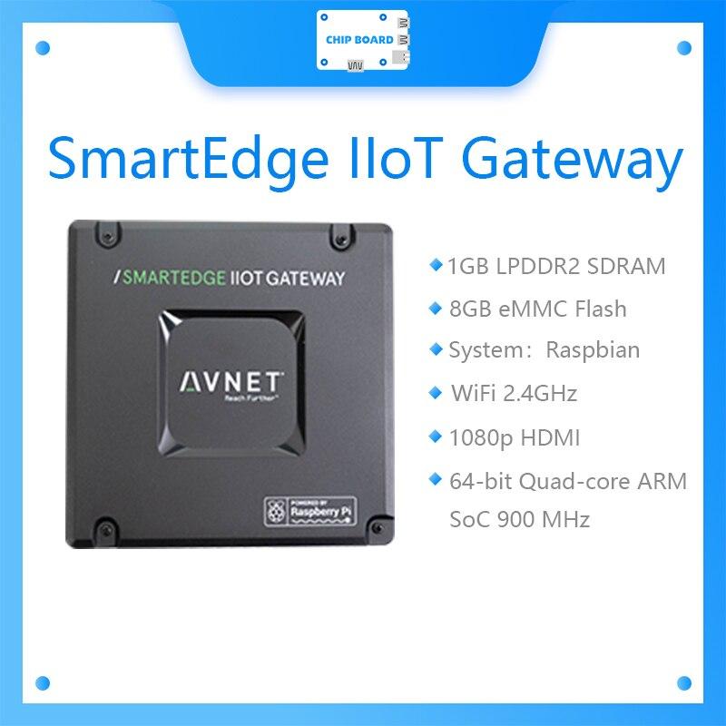 SmartEdge Industrial IoT Gateway,64 Bit quad-core ARM SOC,8GB eMMC 、 1GB LPDDR2, UMA solução se conecta a Inovar
