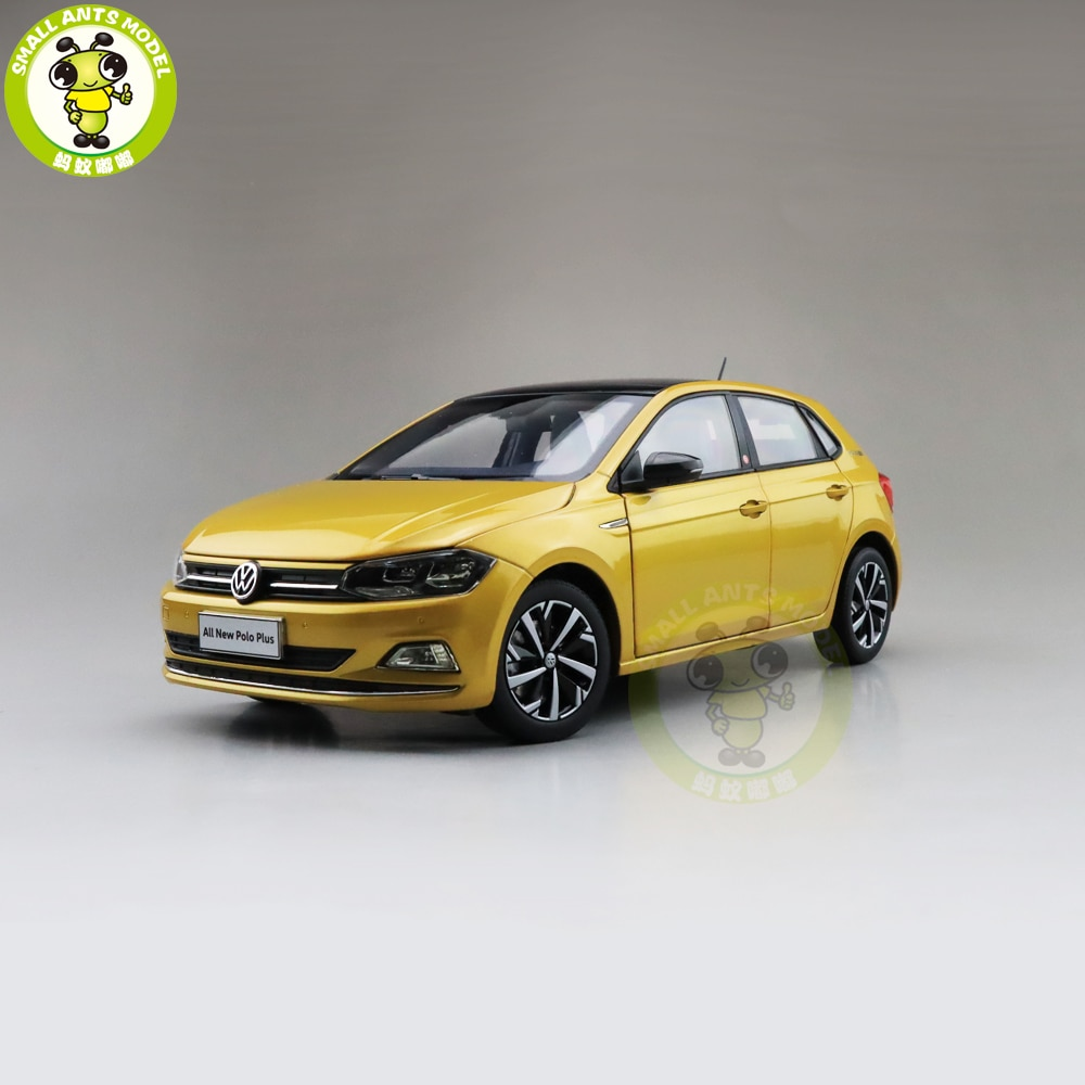 1/18 POL O PLUS Diecast Car Model Toys KIDS Boys Girls Birthday Gifts