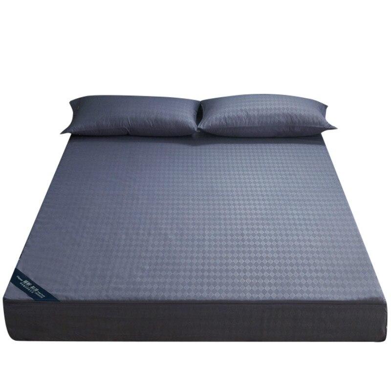 مبطن وسادة فراش غطاء عدم الانزلاق فراش (مرتبة) السرير شرشف ل فراش (مرتبة) السرير واقي المرتبة مع قابل للتعديل مشبك 9 اللون