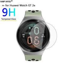 Para huawei assistir gt2e 46mm hd claro vidro temperado ultra-fino 9 h 2.5d premium filme protetor de tela para huawei assista gt 2e 46mm