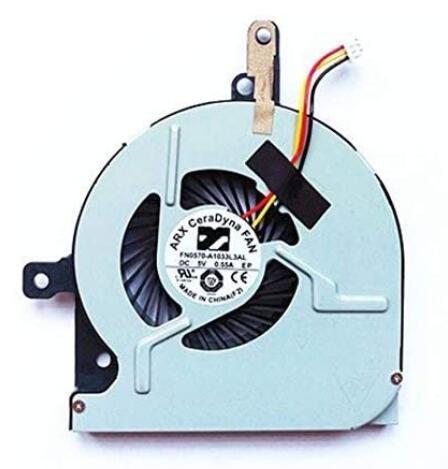 Portátil ventilador de CPU reemplazo para Toshiba Satellite C50-B C50D-B C50DT-B C50T-B C55-B serie ventilador de refrigeración de DC28000EPR0 FN0570-A1033L