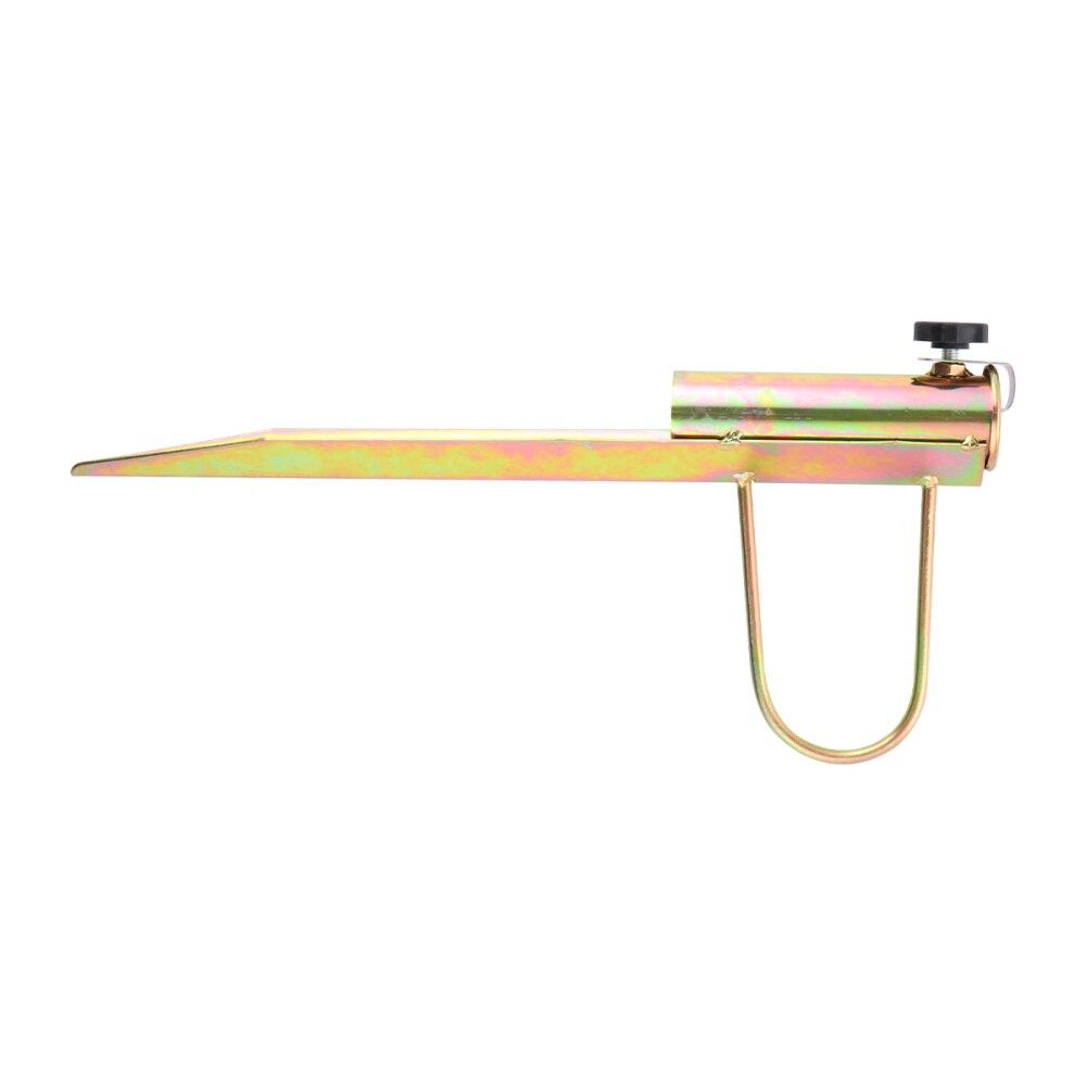 1PC plage parapluie tarière Prime robuste parapluie support parapluie support support parapluie ancre pour plage arrière jardin