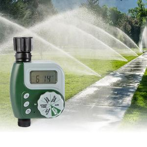 LCD Screen Automatic Watering Sprinkler System Timer Electronic Hose Automatic Water Device Irrigation Tools for Home Garden