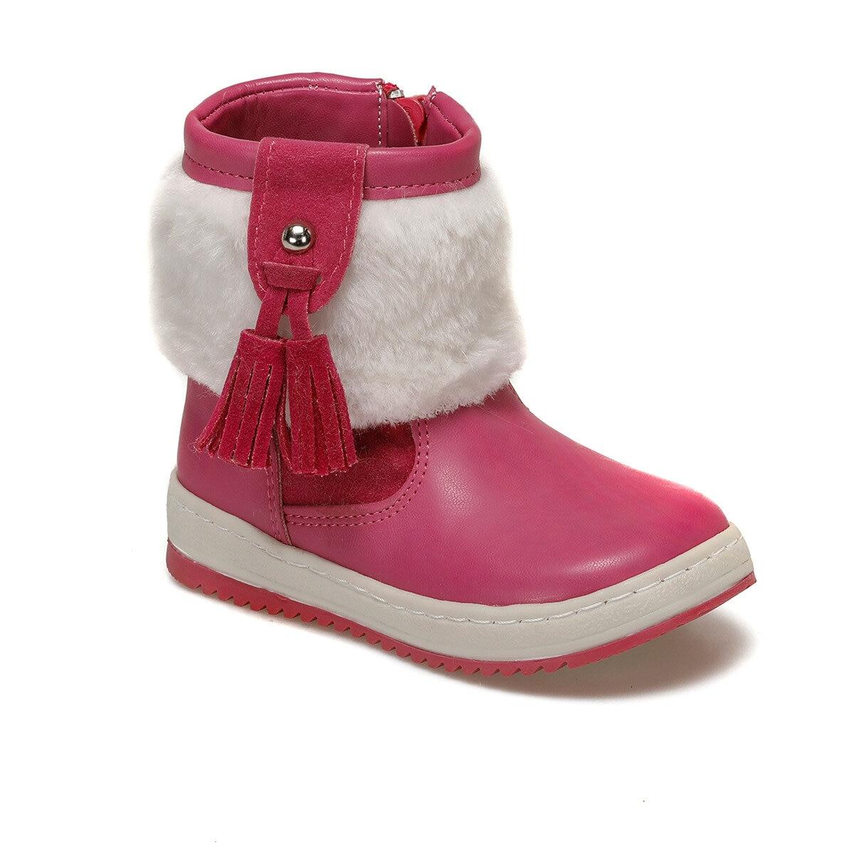 FLO-أحذية بولاريس الكلاسيكية للأطفال ، أحذية فوشيا 72.509537.B