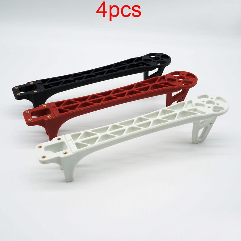 4PCS DIY F450 Quadcopter F550 Hexacopter Rahmen Engineering Kunststoff Arm Motor Halterung für RC UAV Drone Ersatz Ersatzteile