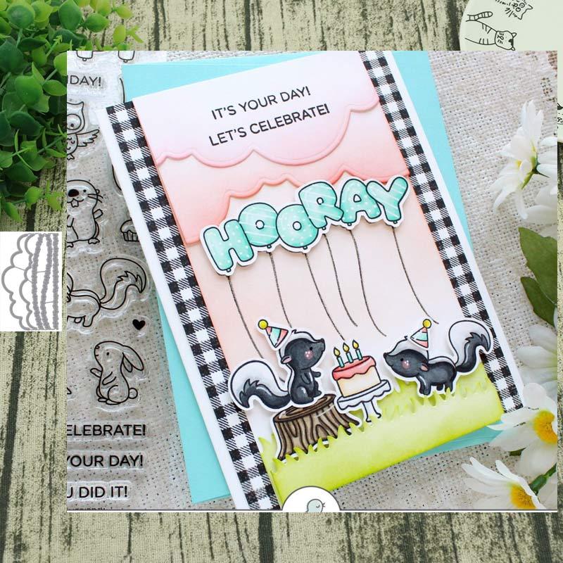 Troqueles de corte de Metal con nube blanca, molde para encaje, corte de papel de álbum de recortes, artesanía hecha a mano, perforadora de tarjetas, arte, plantilla decorativa