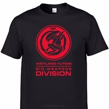 Alien film sci fi kult weyland yutani nostromo prometheus bund t hemd teeMenS T-Shirts Sommer Stil Mode Swag Männer