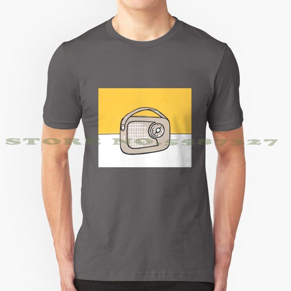 Rádio cor-de-rosa design legal t-shirts na moda rádio turntable record player telefone portátil rotativo telefone telefone telefone telefone telefone antigo
