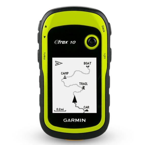 Review Original Garmin eTrex 10 Outdoor GPS watch Handheld GPS Navigator Coordinate Position Indicator  Measure etrex 10 smart watch