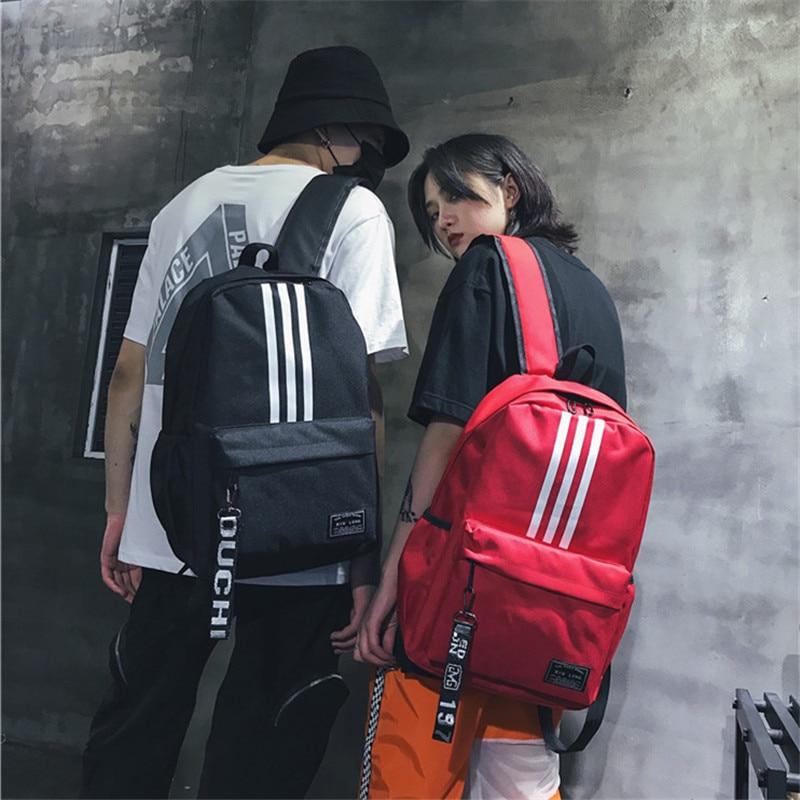 Weysfor Vogue Unisex Backpacks Water-resistant Nylon Laptop Backpack Large Lightweight Travel Daypack School Bag For Teenage